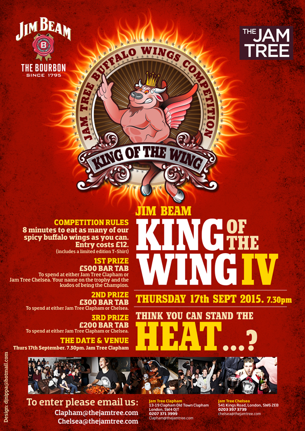 King of the Wing Flyer