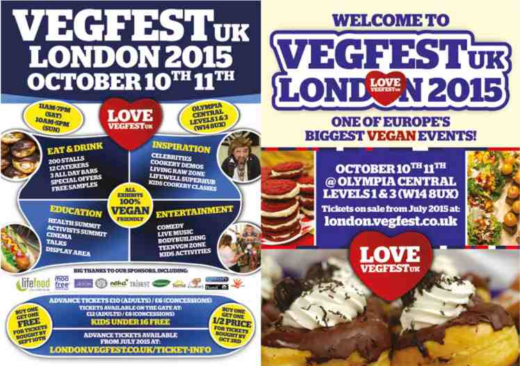 VegfestUK London 2015